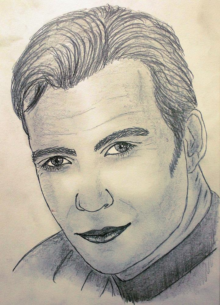 William Shatner por kendzik